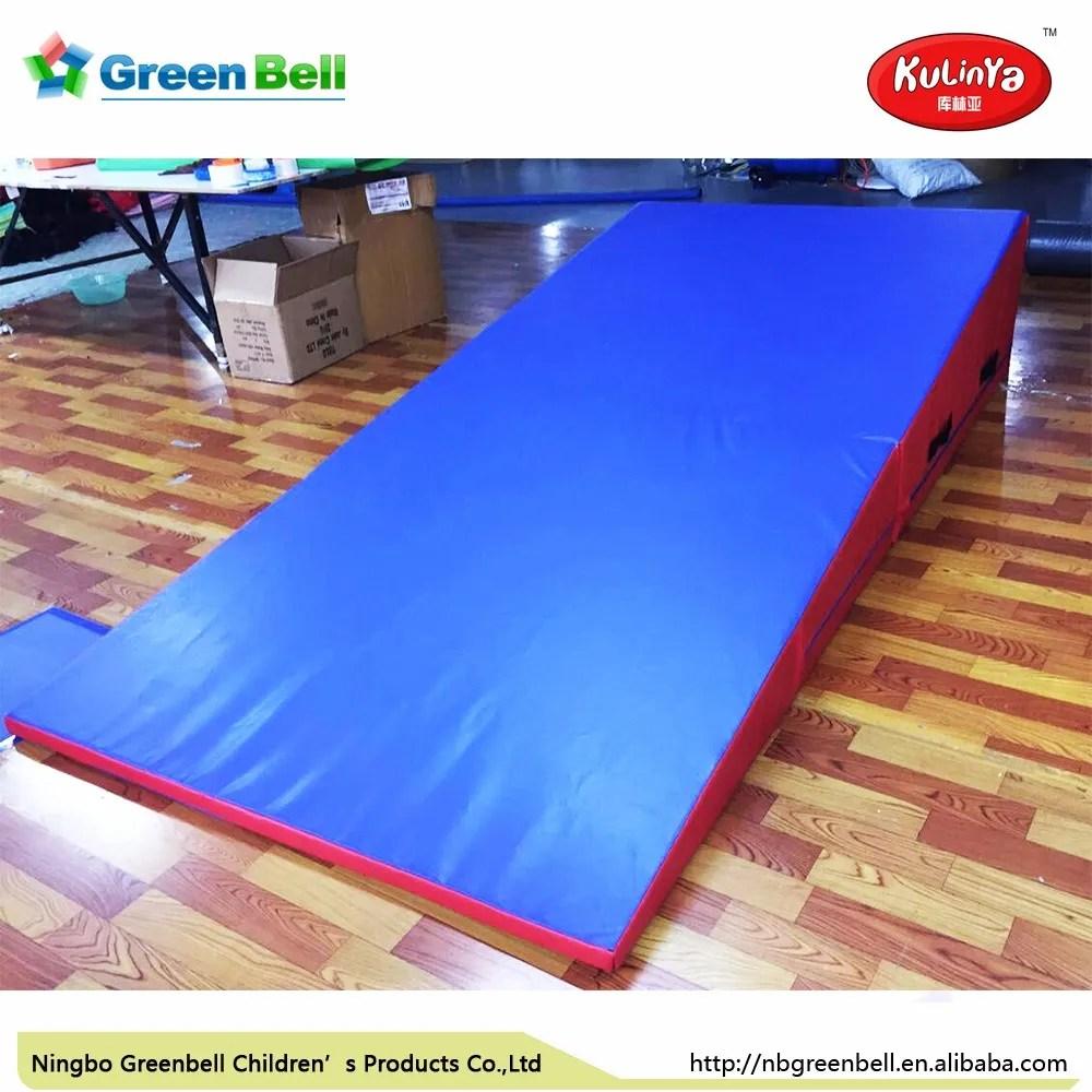 tapis de gymnastique pliable doux pour enfants matelas avec semelle compensee fromage gym jeu nouveau buy tapis inclines de gymnastique tapis de