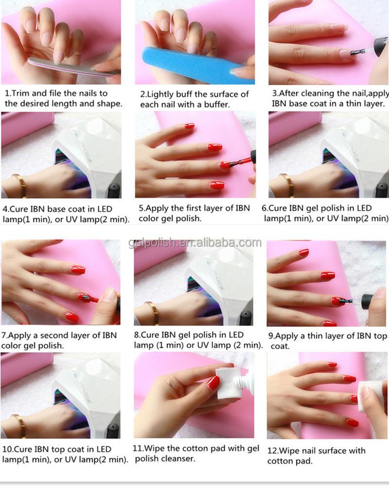 Easy Application Most Por 168 Colors Three Steps Soak Off Change Color Gel Nail Polish Australia
