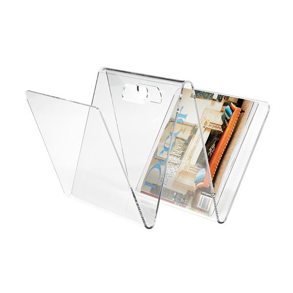 w style clear acrylic magazine rack acrylic book stand acrylic desk organizer buy w style clear acrylic magazine rack acrylic book stand acrylic