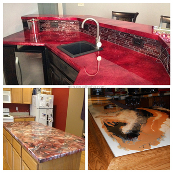 Epoxy Countertops View