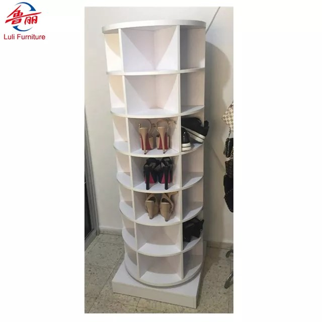 lazy susan shoe rack organization buy rotating shoe cabinet spinning shoe caabinet organizer rotating show tower product on alibaba com