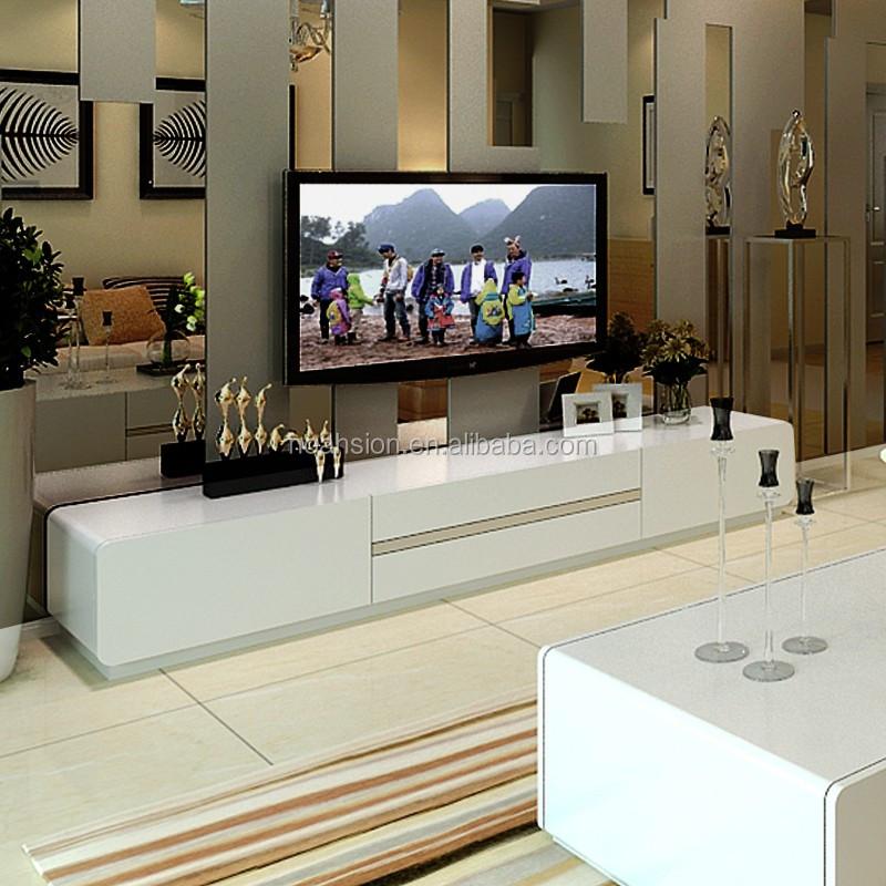 meuble tv mural en bois salon moderne design de meuble tv long support tv en bois 1 piece buy meuble tv meuble tv design meubles de salon product on
