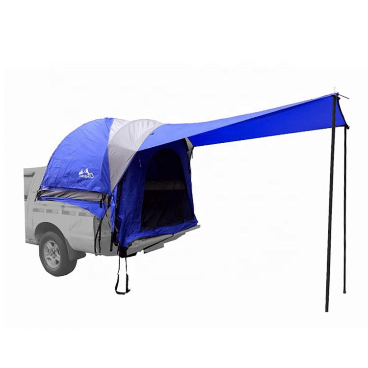 tente portable pour lit de camions 250 trous tente avec auvent de ramassage pour lit normal compact 5 6 7 pieds buy abris de voiture sur le toit
