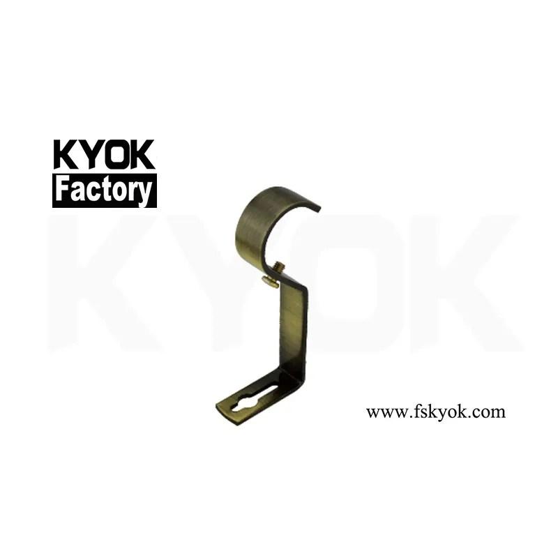 kyok 2019 metal plate to hang curtain wood brackets kwik hang curtain rod bracket metal curtain bracket buy metal plate to hang curtain wood