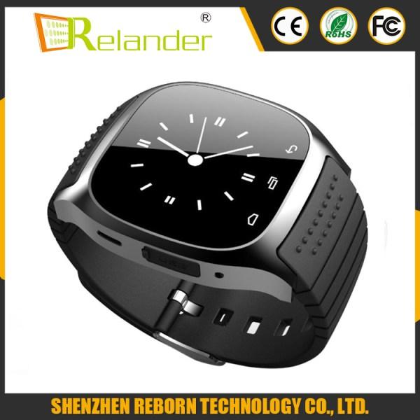 M26 Smartwatch Mtk6260-arm7,360mhz,Nucleus System ...