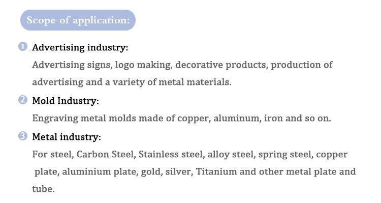 China gantry type CNC plasma cutting machine for aluminum/iron/steel/metal sheets cutting 6