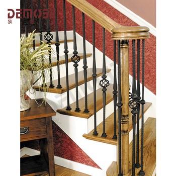 Fancy Decorative Interior Wrought Iron Stair Railings Buy | Decorative Wrought Iron Handrail | Forged Iron | Interior | Classic | Ornamental | Steel