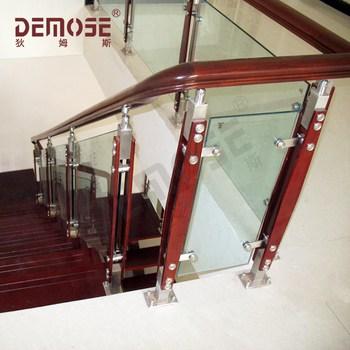 Steel Wood Stair Handrail Designs Buy Stainless Steel Wood Stair | Stair Railing Wood And Steel | Tall Stair | Spiral Stair | Easy Stair | Office Interior Stair | Different Staircase