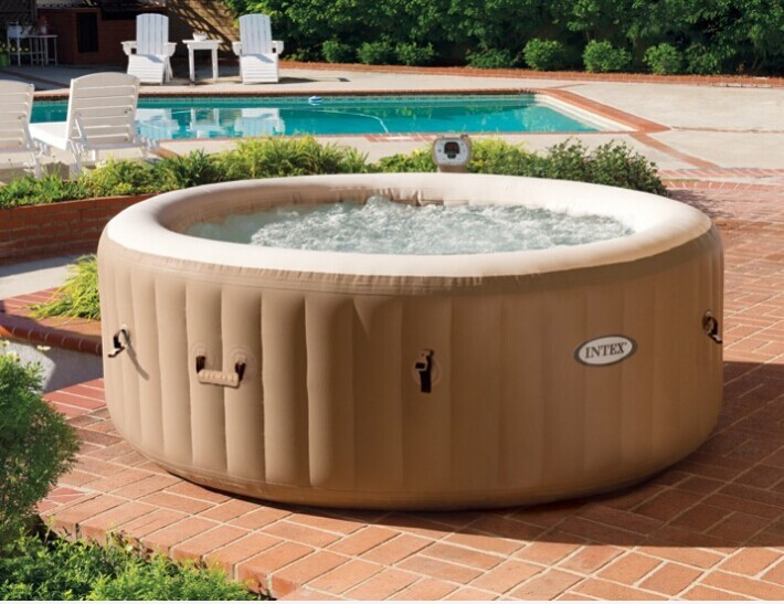 Best Price 2 Person Inflatable Hot TubInflatable Bath Tub