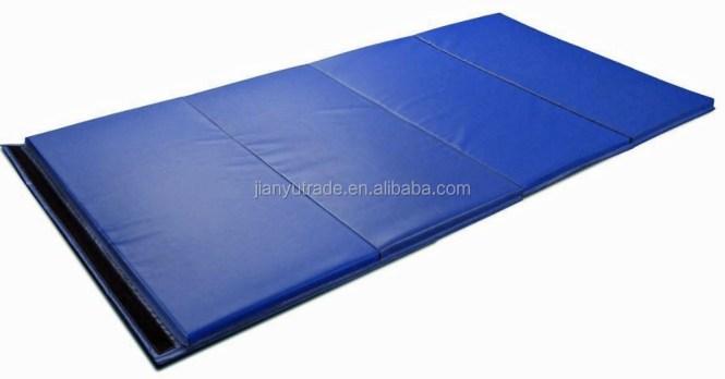 High Quality Judo Mat Exercise Tri Folding Gym 6ft Gymnastics 2017