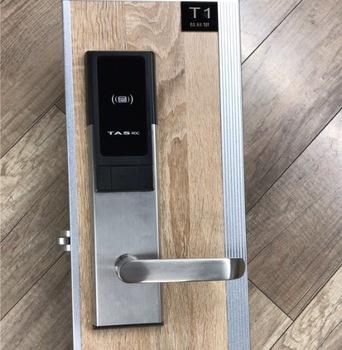 Rfid Card Hotel Lock With Free Hotel Software Smart Door ...