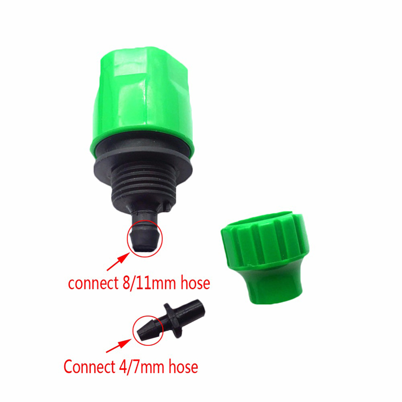 HTB1fGWTg4PI8KJjSspfq6ACFXXaM 1 Pc Garden Water Quick Coupling 1/4 Inch Hose Quick Connectors Garden Pipe Connectors Homebrew Watering Tubing Fitting