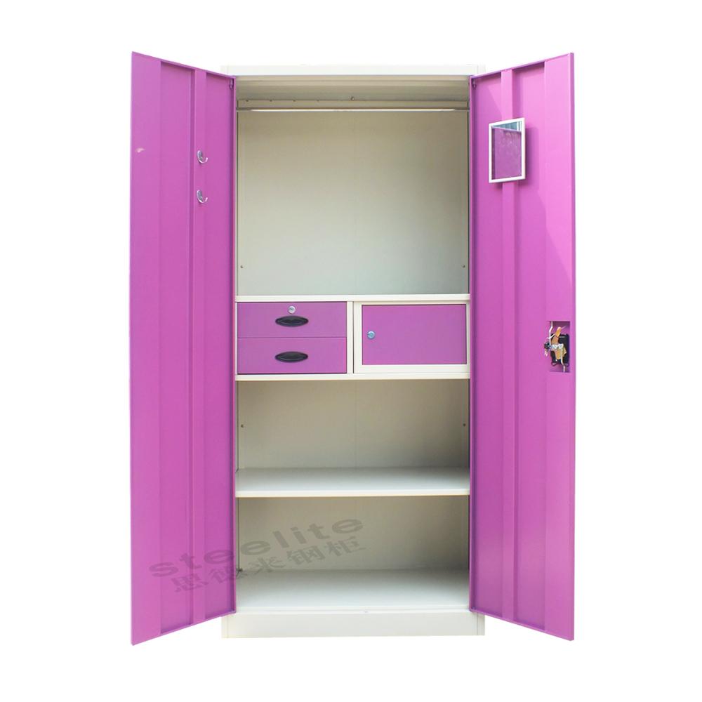 Kd Structure Steel Almirah Designs For Bedroom Girls