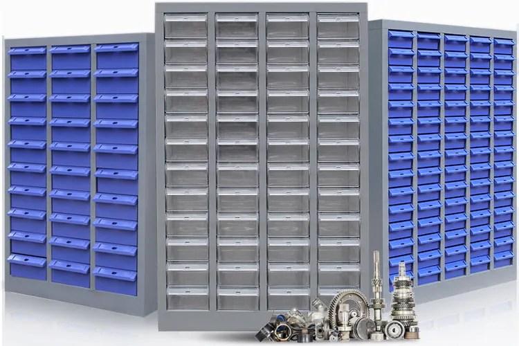 armoire de rangement pour vis et ecrous pieces casiers en plastique de haute qualite buy tiroirs de rangement en plastique armoire de rangement a