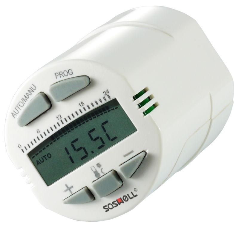 Electronic Thermostatic Radiator Valve