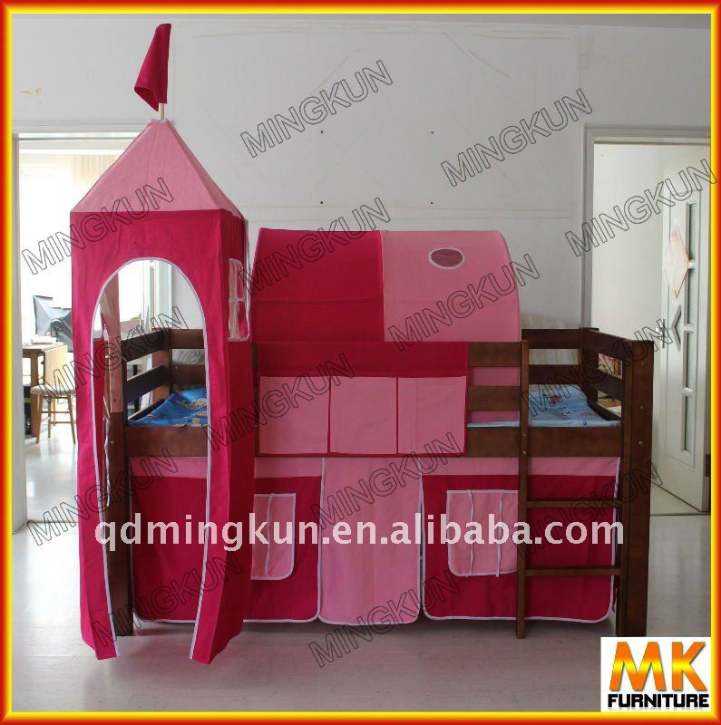 tunnel tente pour lit mezzanine en pin buy tente tunnel playtent pour lit tente de lit product on alibaba com