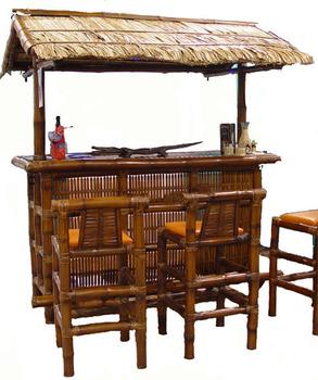 Bamboo Tiki Bar - Buy Tiki Bar,Outdoor Tiki Bars,Bamboo ... on Backyard Tiki Bar For Sale id=95822