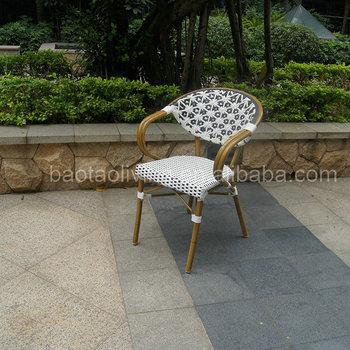 bambou meubles de patio chapiteau mobilier d exterieur de style rotin chaise