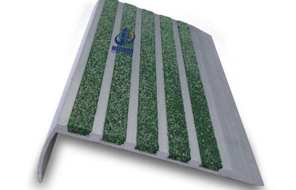Indoor Outdoor Carpet Nosing Anti Slip Metal Stair Treads Uk View | Indoor Outdoor Carpet Stair Treads | Rug | 26 Inch | Ottomanson Jardin | Walmart | Anti Slip Stair