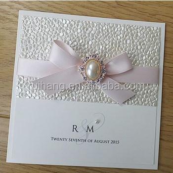 Pebble Crystal Pocket Wedding