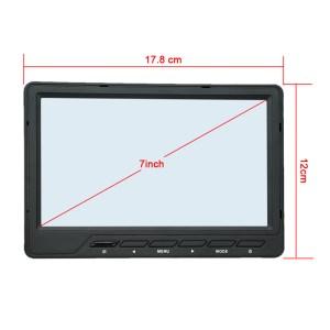 Brand New 7 Tft Lcd Monitor Wiring Diagram Oem  Buy 7 Tft