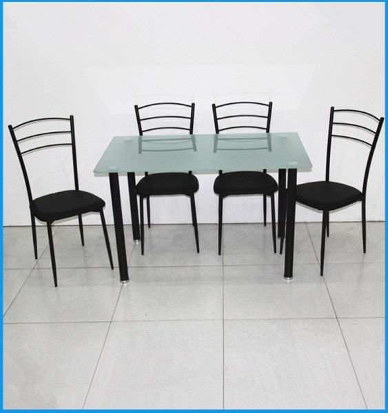 cheap dining table and chairs cheap metal used restaurant dining table and chairs made