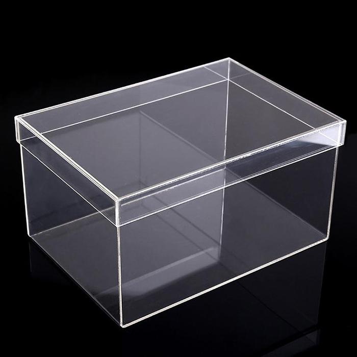 plastique acrylique transparente
