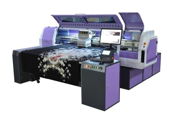 White Ink Direct Printing Belt Printer,Digital Textile ...