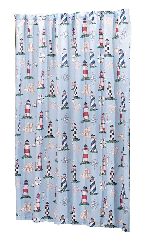 cheap lighthouse shower curtain find