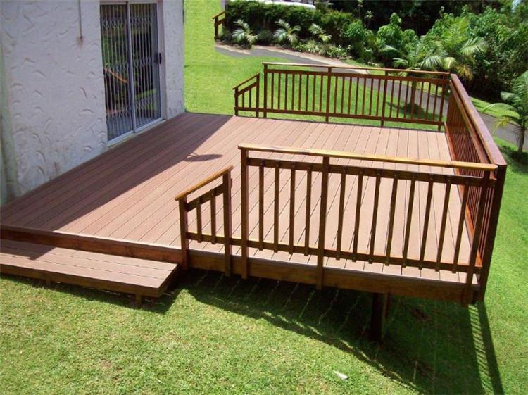 Wood Like Veranda Floor Beautiful Design Hollow Deck Wpc ... on Wood Deck Ideas For Backyard  id=98194