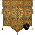 Buy Beautiful Road To Moroccan Large Fine Tapestry Jacquard Woven Wall Hanging Art Decor In Cheap Price On Alibaba Com