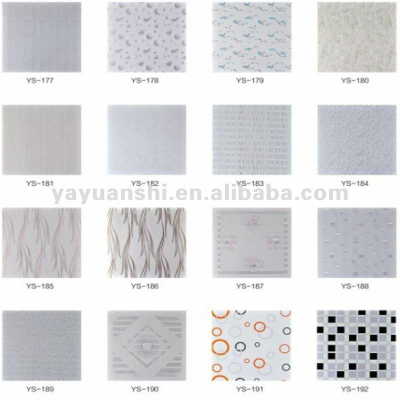 60x60 De Plafond En Pvc Buy Plafond En Pvc 60x60 Plafond Suspendu En Pvc Panneaux Et Plafond En Pvc Product On Alibaba Com
