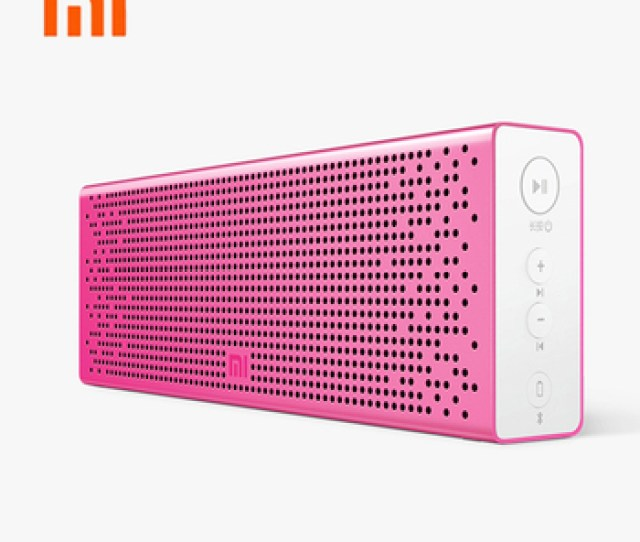 Mini Original Portable Xiaomi Mi Wireless Tube Stack Bluetooth Speaker Buy Xiaomi Bluetooth Speakertube Stack Mini Bluetooth Speakermini Speaker