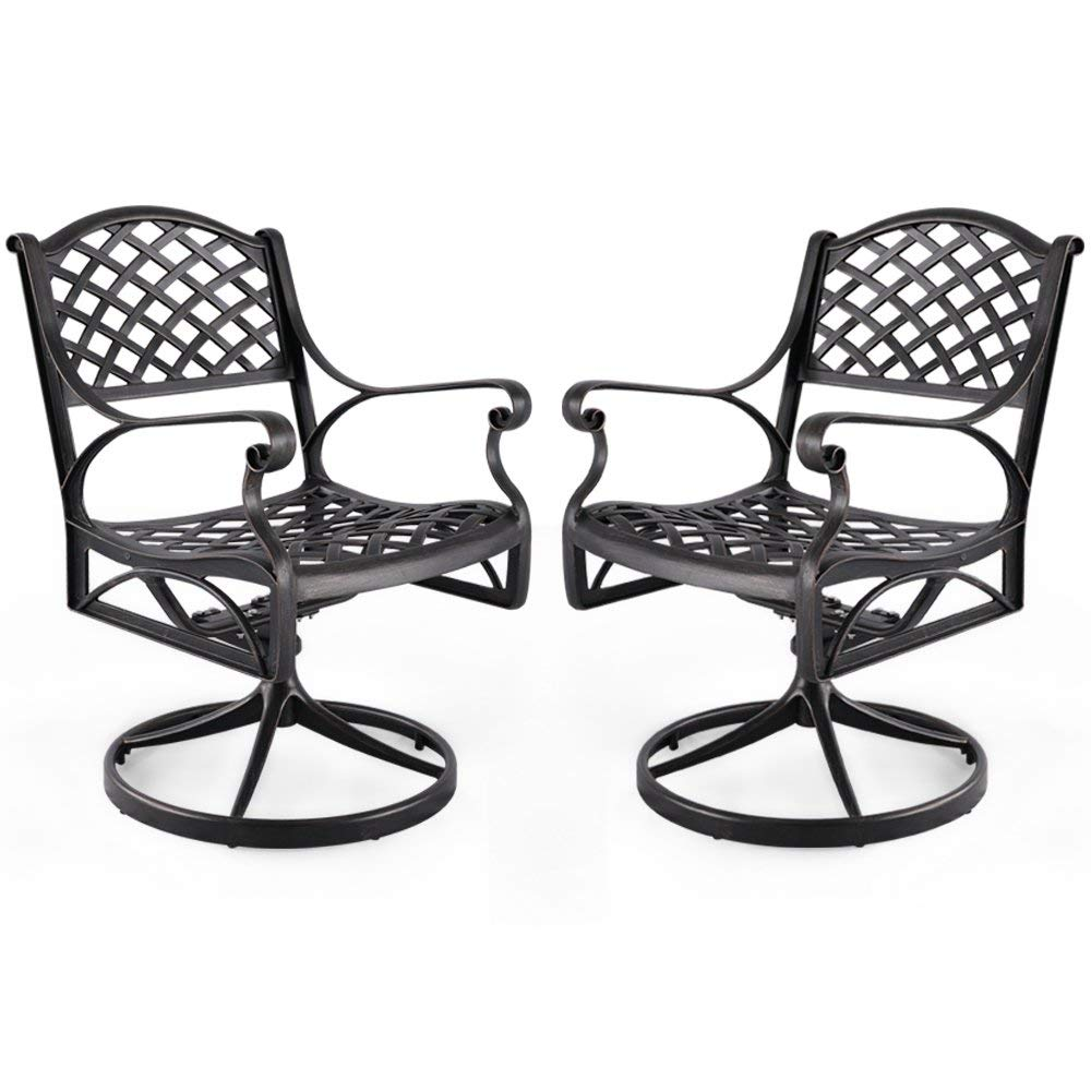 cheap swivel chair patio set find