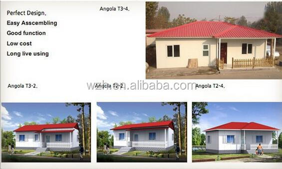 Low Cost Prefab 3 Bedroom Modular Modern House Supplieranufacturers At Alibaba Com