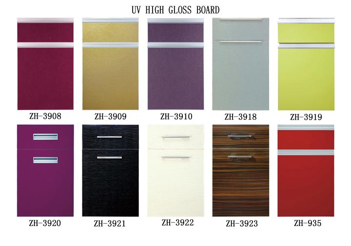 Prefab China Modular Kitchen Cabinet Color Combinations