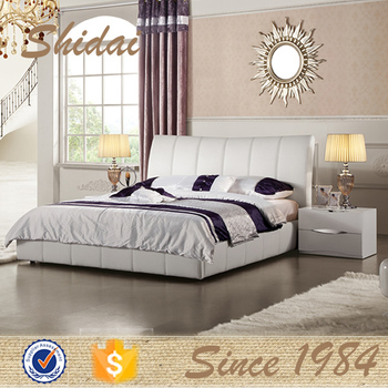 New Model Bedroom Furniture Leather Bed - Buy Indian ... on New Model Bedroom  id=29275