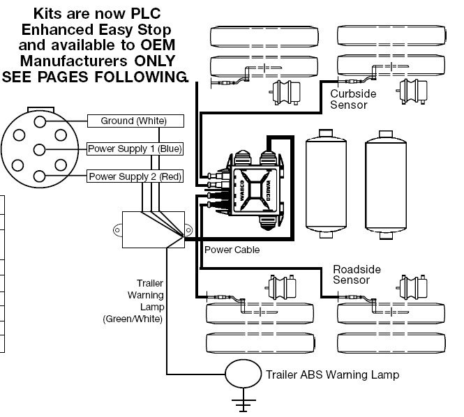 mercial Trailer Wiring Harness further Abs kelseyhayes rwal moreover Semi Truck Air Line Diagram further Meritor Transmission Wiring Diagram further Hendrickson Air Ride Valve Diagram. on bendix trailer abs wiring diagram