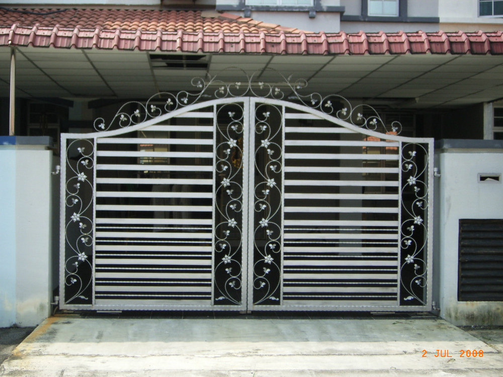 House Different Steel Slide Iron Main Gate Designs - Buy ... on Iron Get Design  id=62871