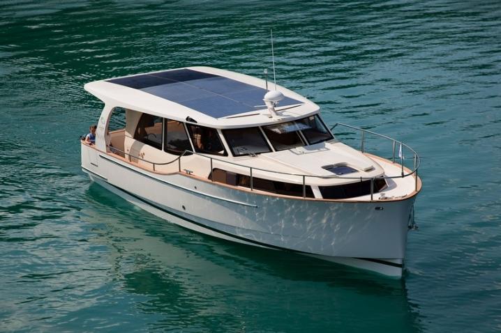 33ft Used Luxury Pleasure Yacht Cruiser Buy Used Luxury