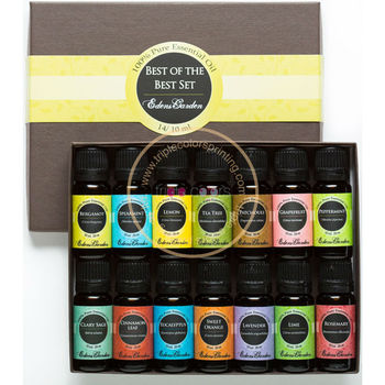 Essential Oil Gift Box Packaging In Set - Buy Essential ...