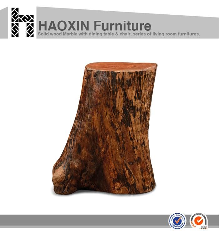table basse ronde motif racines d arbre avec tabouret en bois sculpte buy table basse racine tabouret en bois sculpte souche d arbre table d appoint