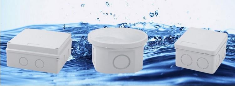 RT waterproof outdoor PVC plastic waterproof enclosure ... on Outdoor Water Softener Enclosure  id=88755