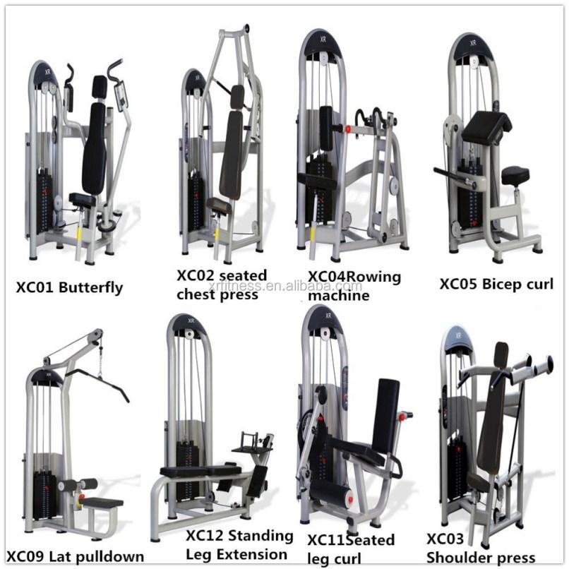 Workout Equipment Names Beginner S
