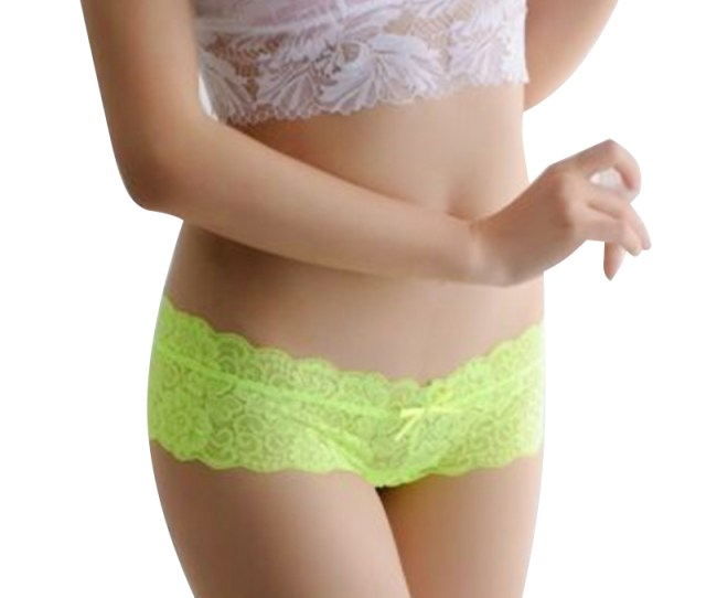Fashion Candy Color Girl Panties
