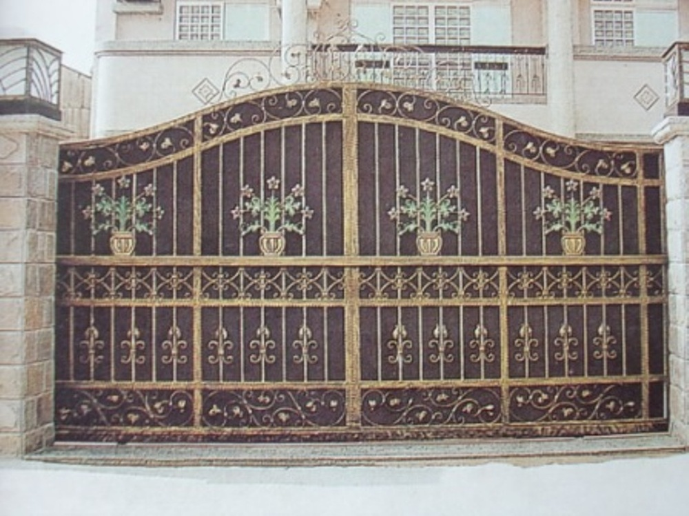 House Gate Designs Iron Gate For Home,Vila,Park,Garden ... on Iron Get Design  id=24000