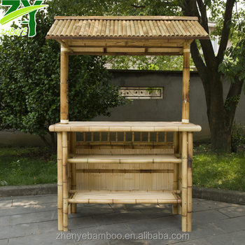 Hot Sales! Zy-511 Outdoor Tiki Bar Sets For Sale Cheap ... on Backyard Tiki Bar For Sale id=85429