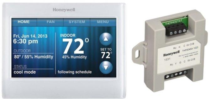cheap honeywell thermostat wiring diagram find honeywell