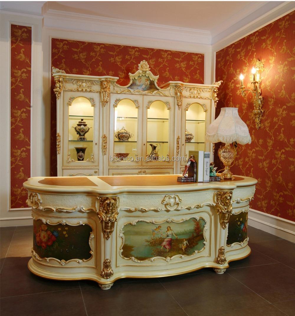Luxe Franais Rococo Style Blanc Stuy Salle De