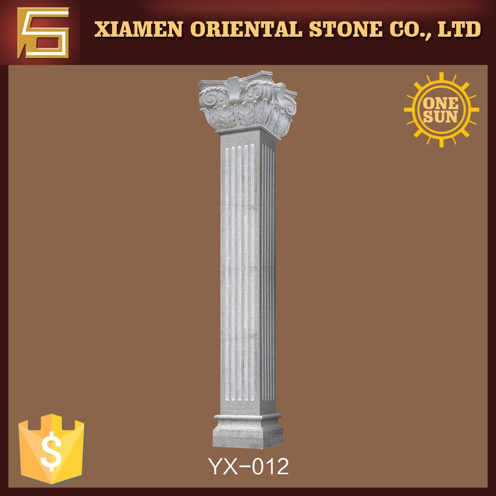 decoratif en plein air solide romain colonnes piliers pour pas cher prix